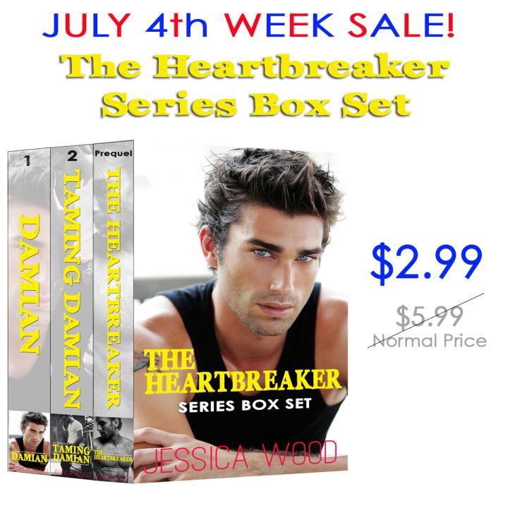 The Heartbreaker Box Set Sale