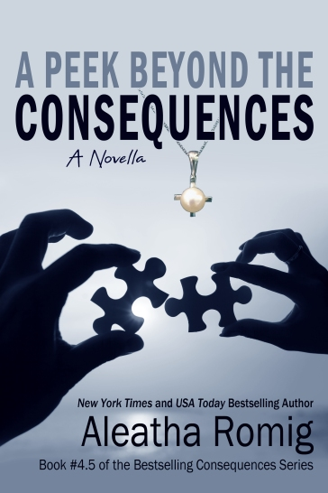 Beyond Consequences (book 4point5) COVER REVEAL