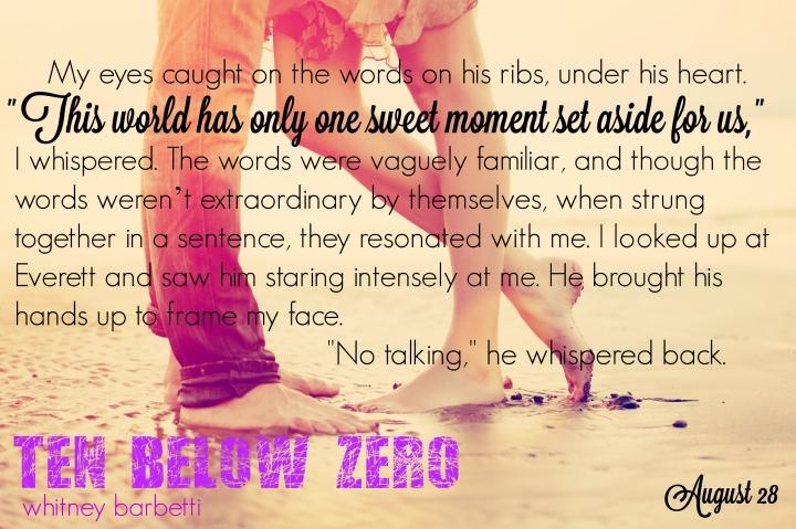tbz sweet moment teaser