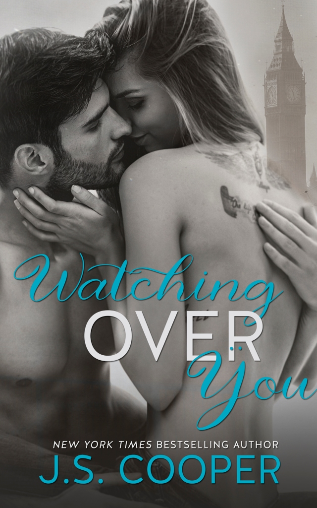 WATCHING OVER YOU JS COOPER KINDLE Cover