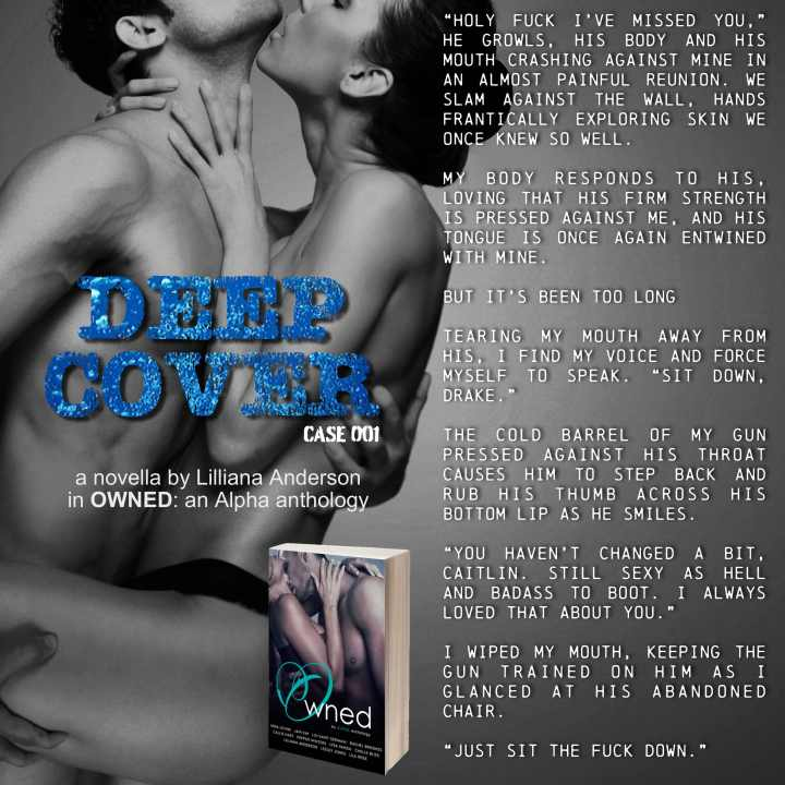 teaser 2 Deep Cover Lilliana Anderson OWNED