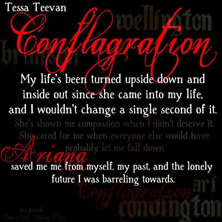 Conflagration teaser 1