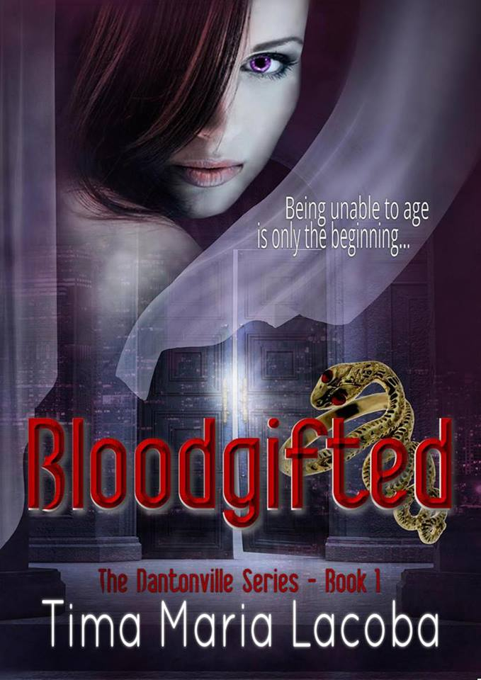 Bloodgifted final cover