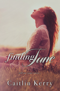 Finding June Cover