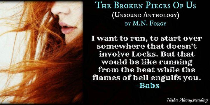 The Broken Pieces Of Us Teaser 1