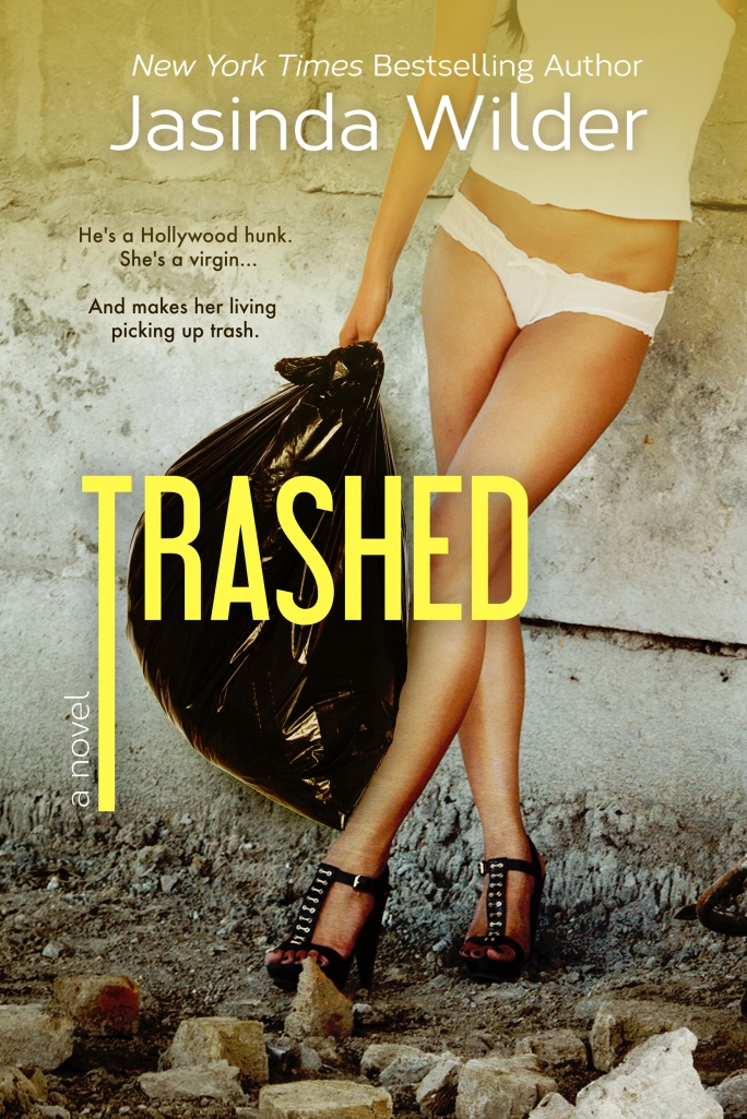 Trashed Cover