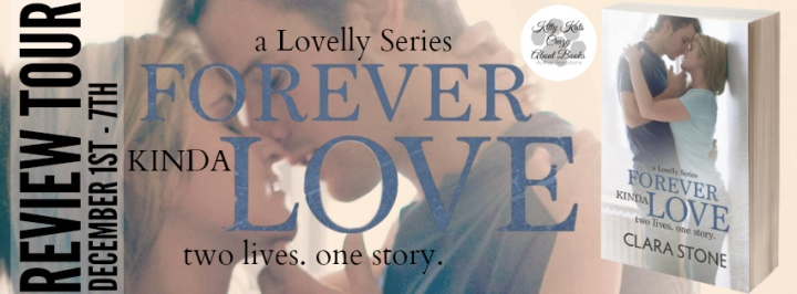 Forever Kinda Love by Clara Stone #FINAL BANNER B