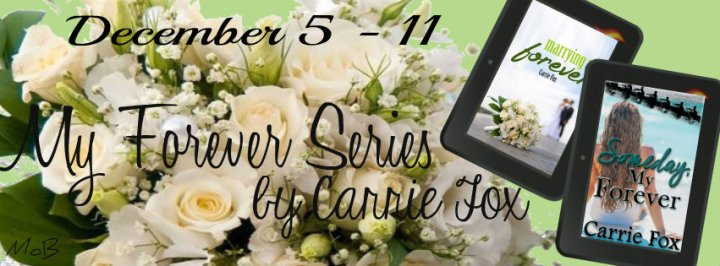 Marrying My Forever blogcover