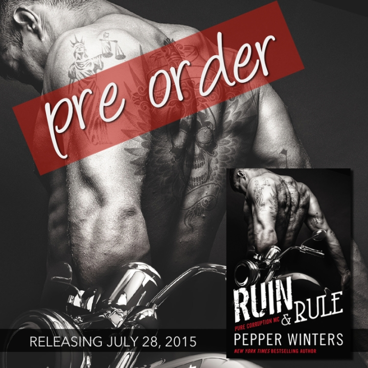 RUIN&RULE pre-order
