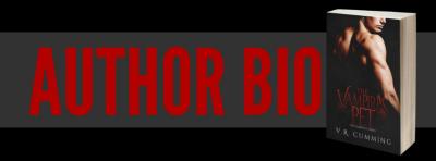 The Vampire's Pet_Author Bio x400