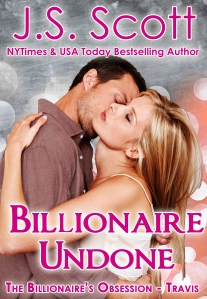 Billionaire Undone Cover