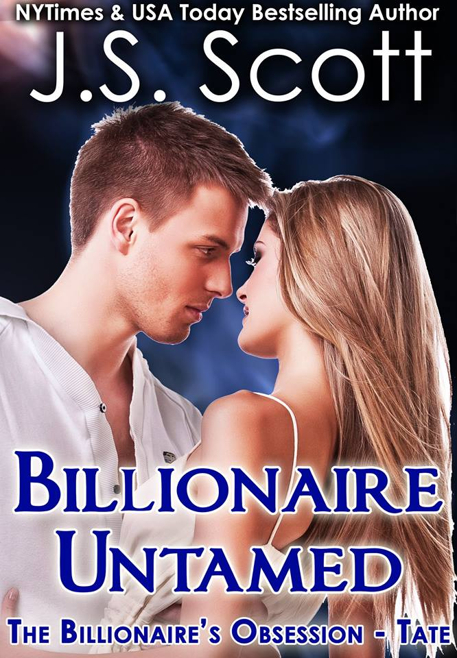Billionaire Untamed Cover