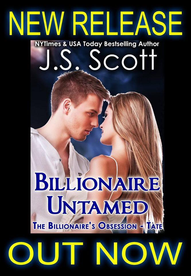 Billionaire Untamed Release