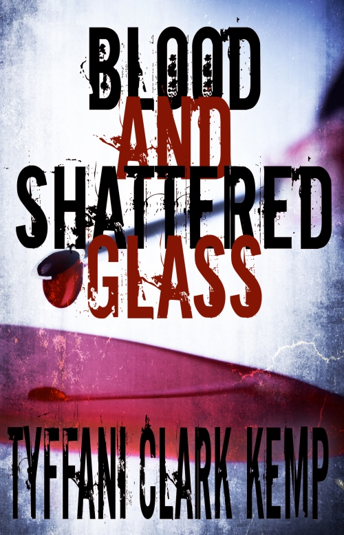 Blood and Shattered Glass Front