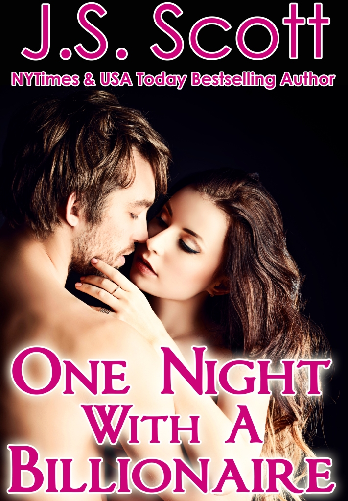 One Night With A Billionaire Cover