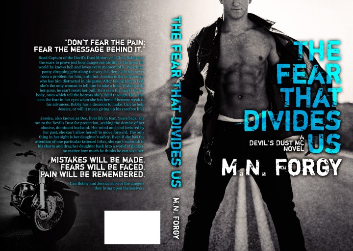 The Fear That Divides Us fulljacket