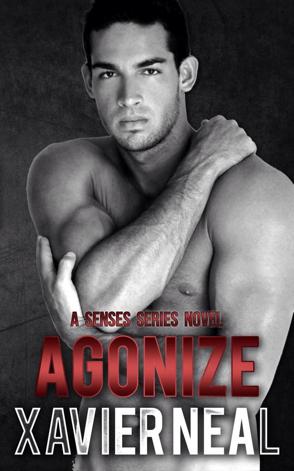 Agonize Cover
