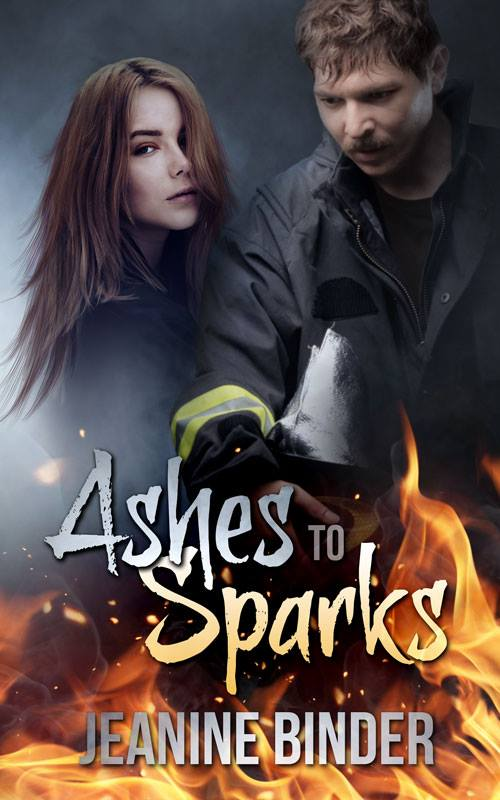 Ashes To Sparks Cover