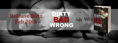 Dirty Bad Wrong Banner