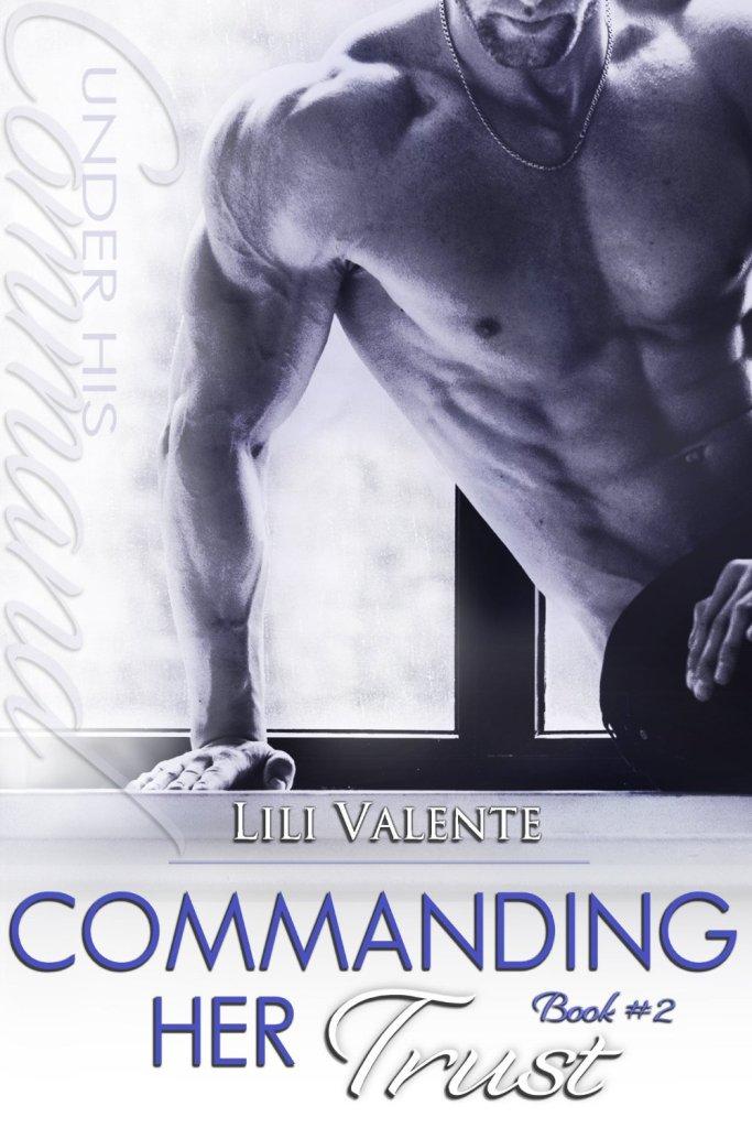 Commanding Her Trust Cover