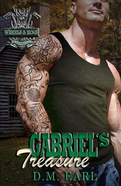 Gabriel's Treasure cover