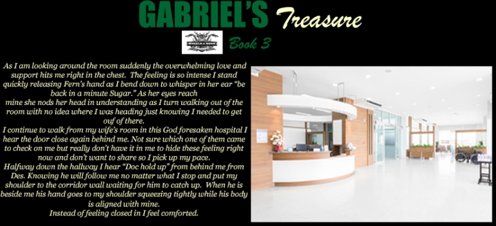 Gabriel's treasure teaser 2