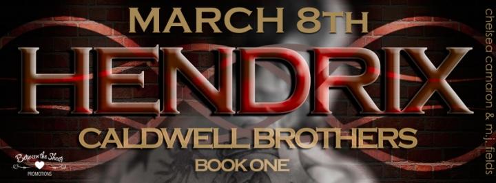 HENDRIX - Release Banner