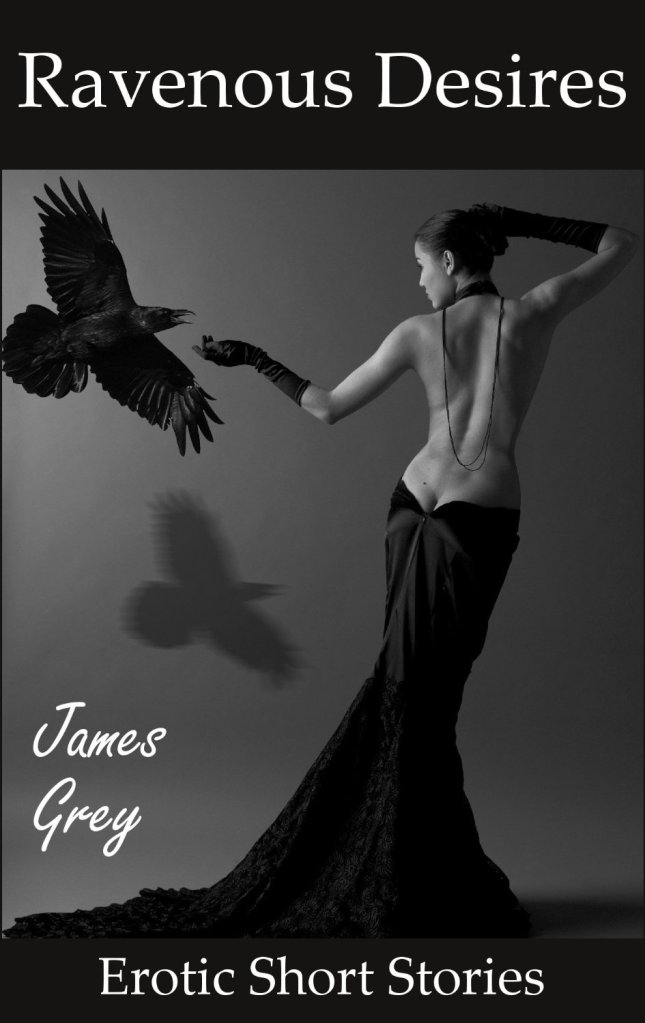 James Grey cover R