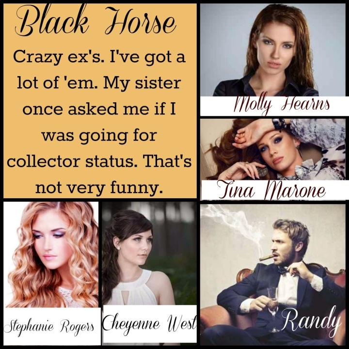 Black Horse t4