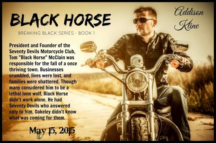 Black Horse t8