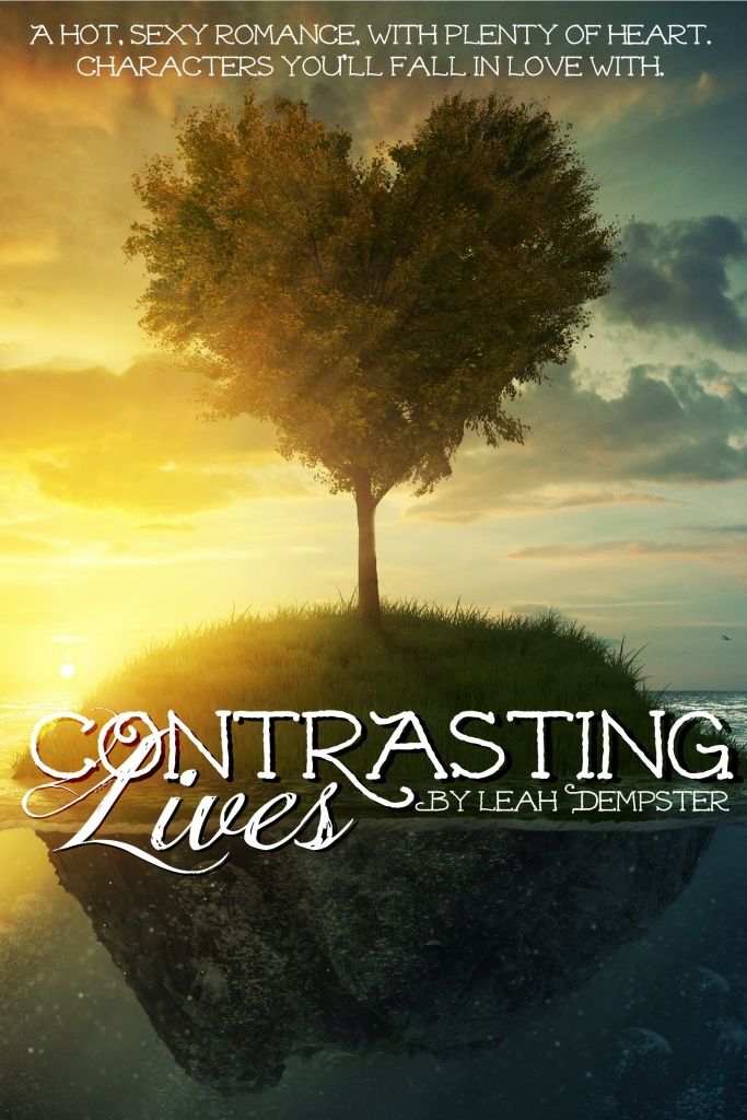 Contrasting Lives Cover JPEG