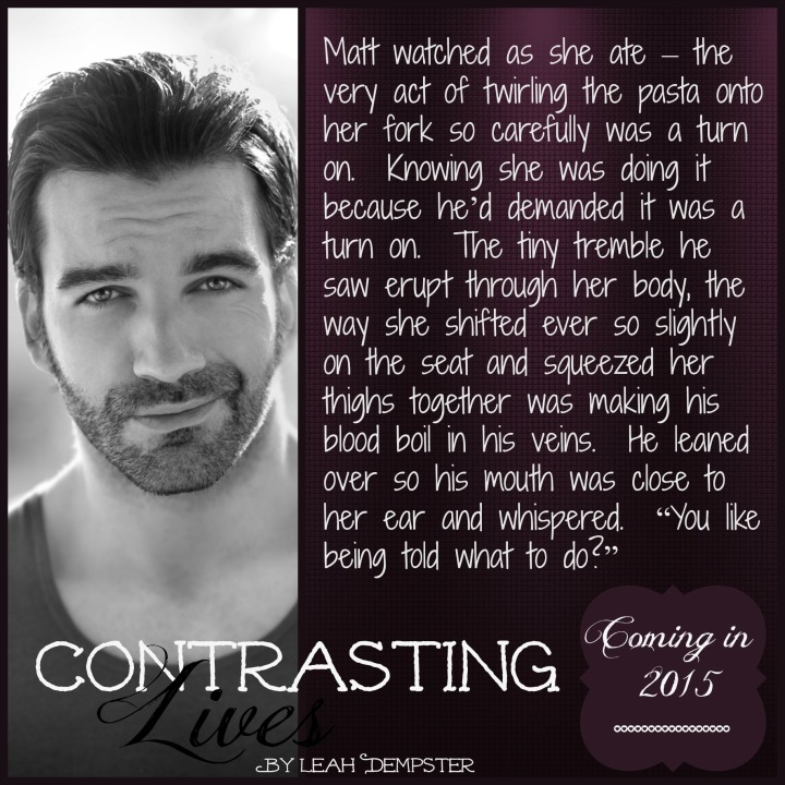 Contrasting Lives Snippet 1