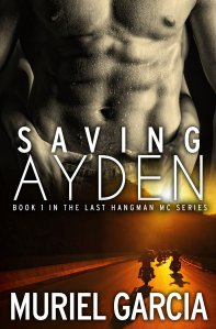 Saving Ayden Cover