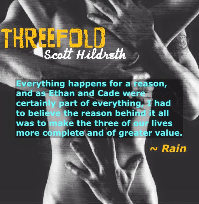 Threefold Everything happens for a reason2