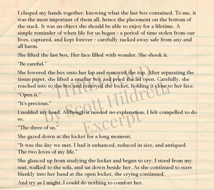 Threefold Excerpt two