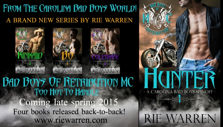 Bad Boys Of Retribution MC Coming Soon Graphic