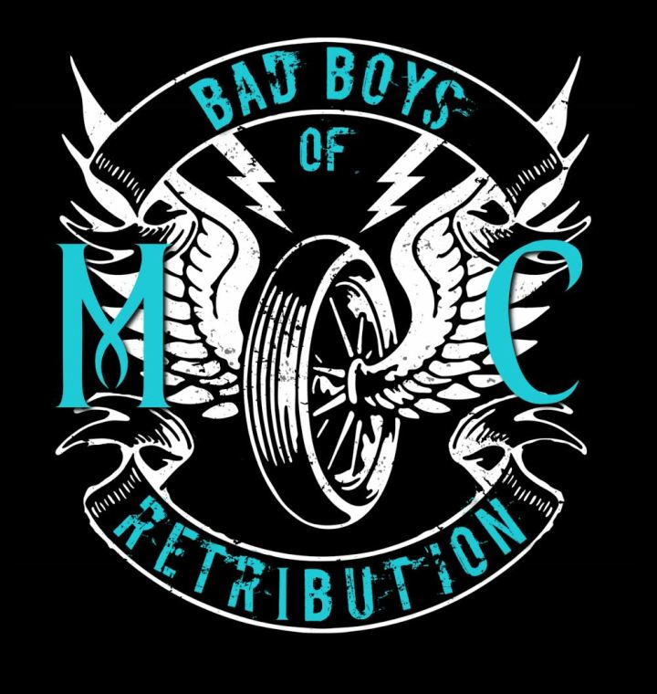Bad Boys of Retribution MC Logo