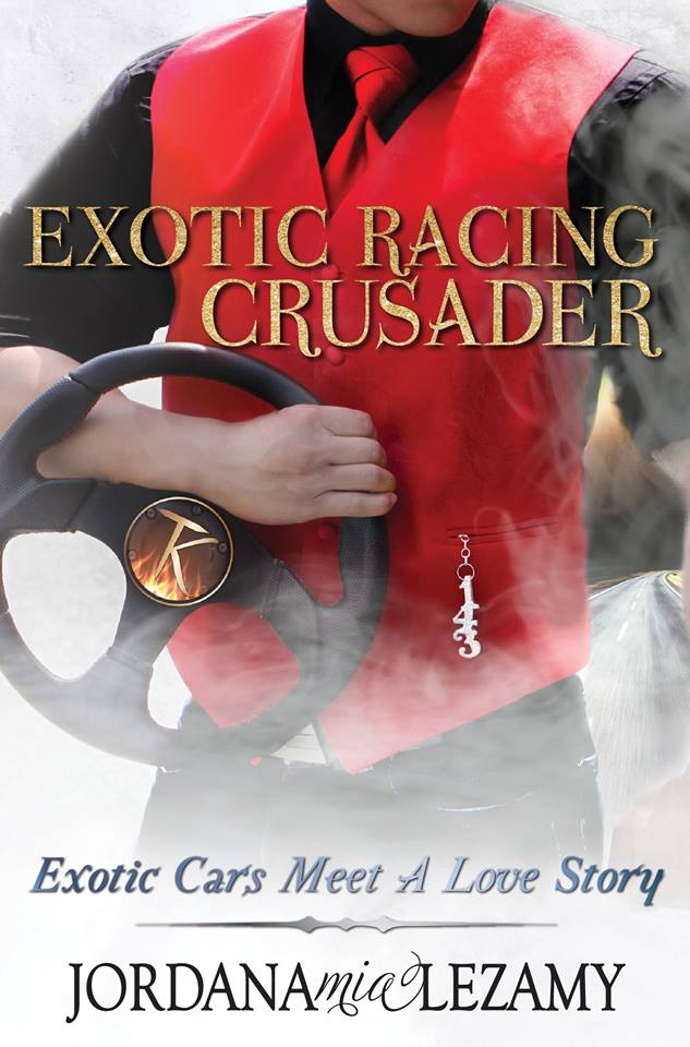 Exotic Racing Crusader Cover