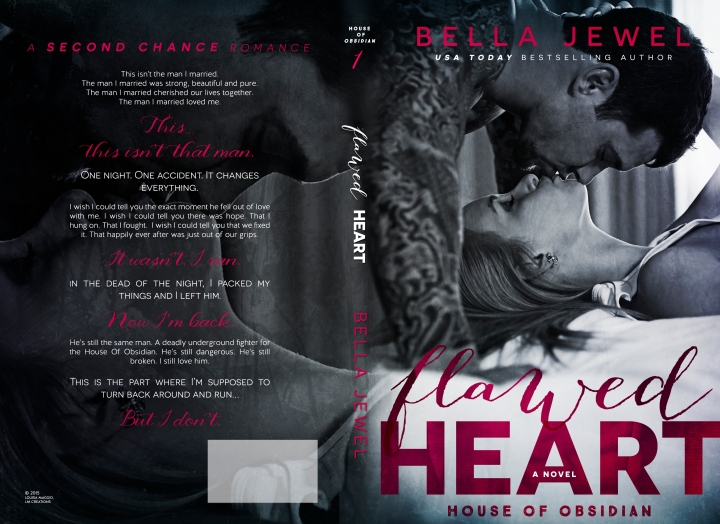 FLAWED HEART BELLA JEWEL FULL JACKET FOR SHARING