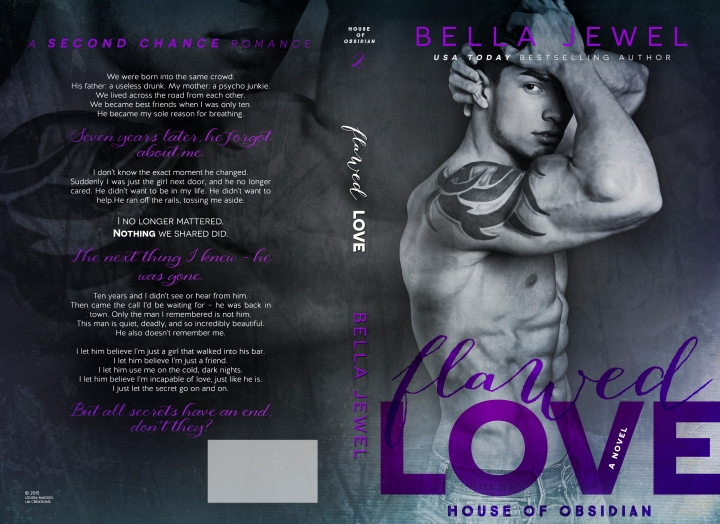 FLAWED LOVE BELLA JEWEL FULL JACKET FOR SHARING