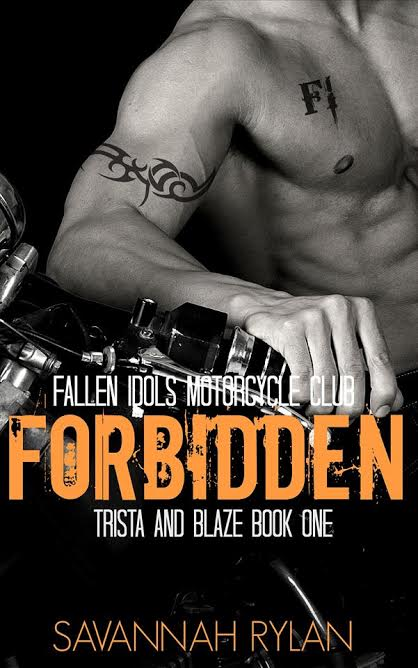 Forbidde cover