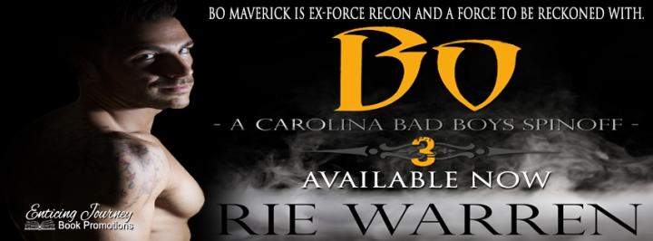 Bo Release Banner