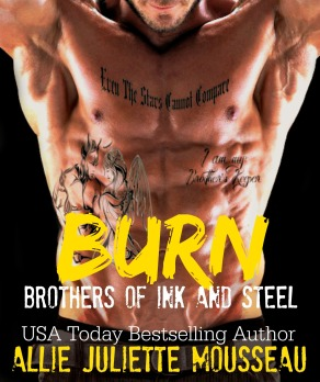 BURN BROTHERS OF INK AND STEEL