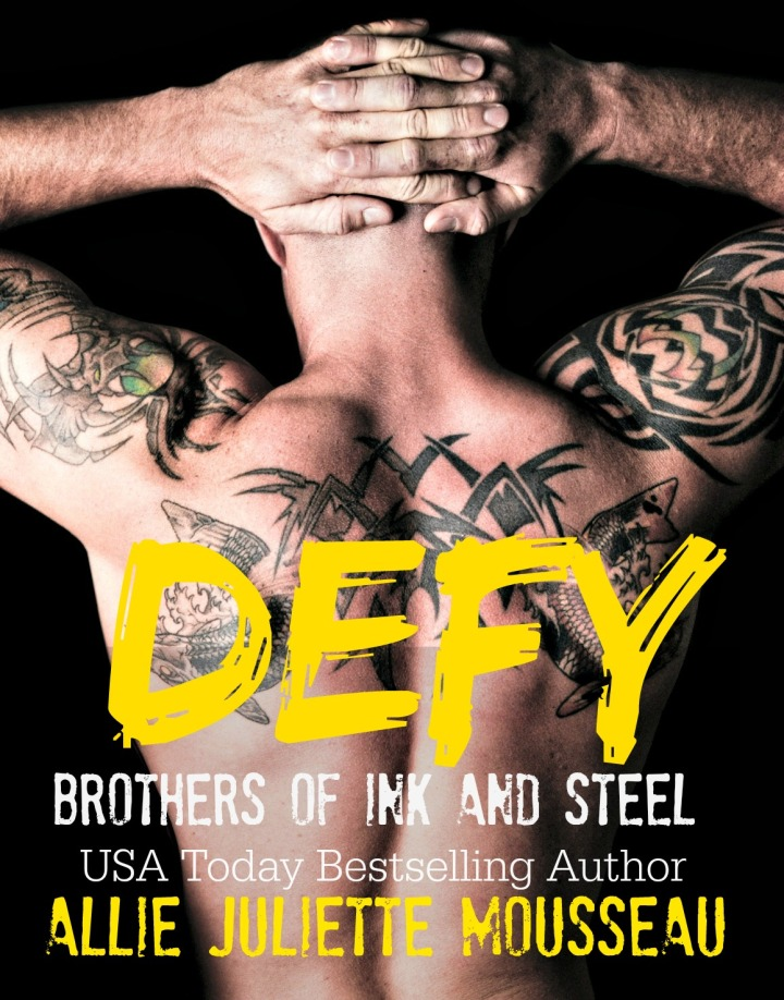 DEFY EBOOK COVER