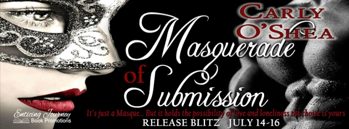 Masquerade of Submission Release Banner