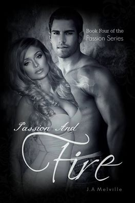 Passion and Fire Cover