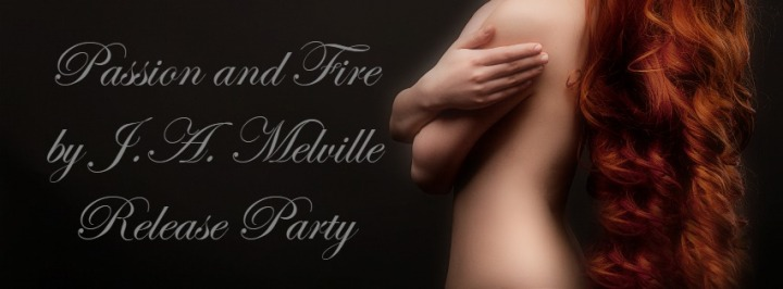 Passion and Fire Release Party Banner