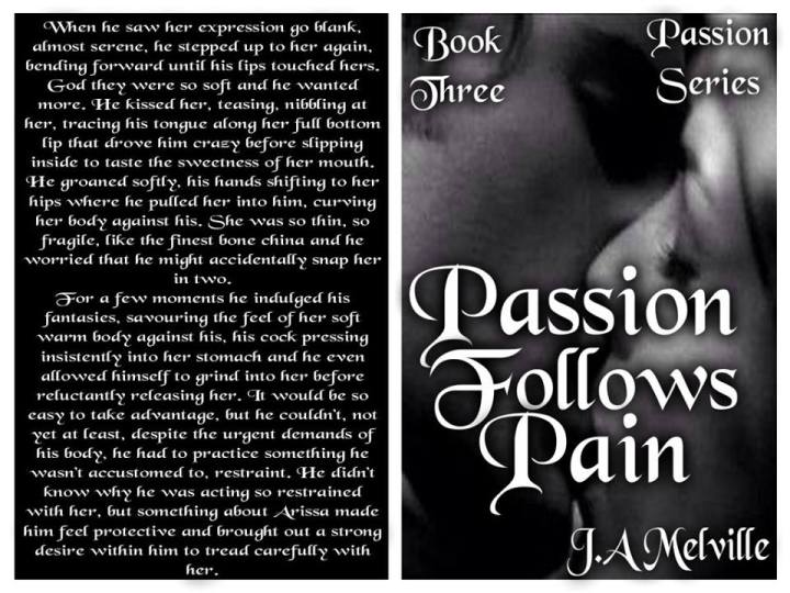 Passion Follows Pain Teaser 2