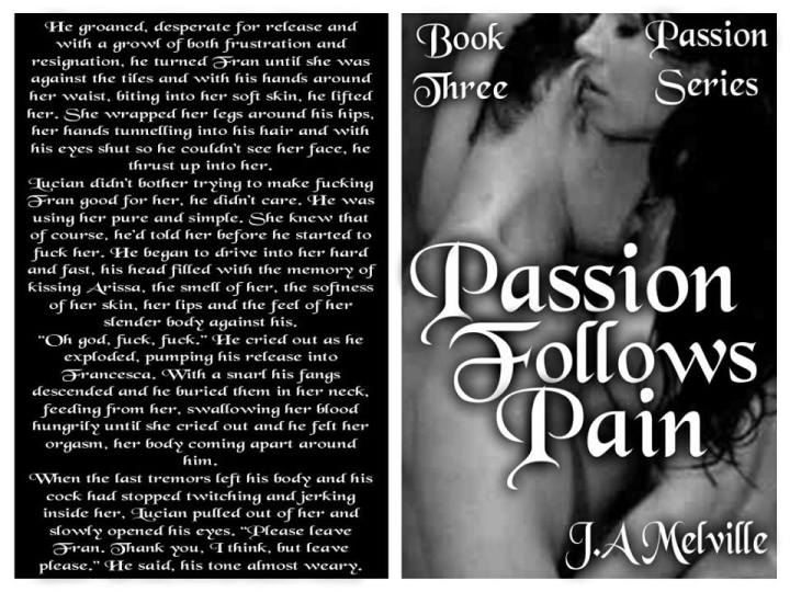 Passion Follows Pain Teaser 3