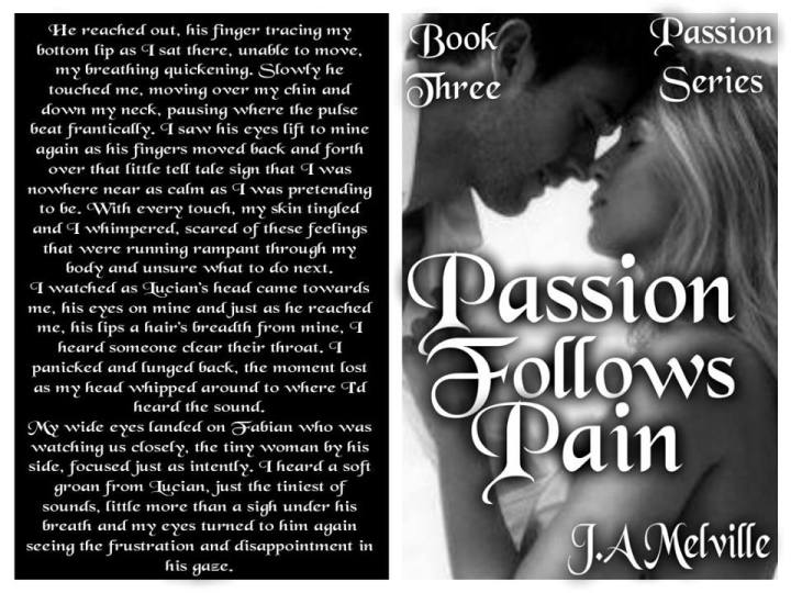Passion Follows Pain Teaser 4